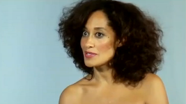Behind-the-Scenes of Tracee Ellis Ross' Cover