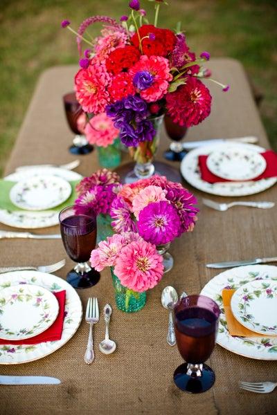 Wedding Trend of The Week: DIY Flower Fun