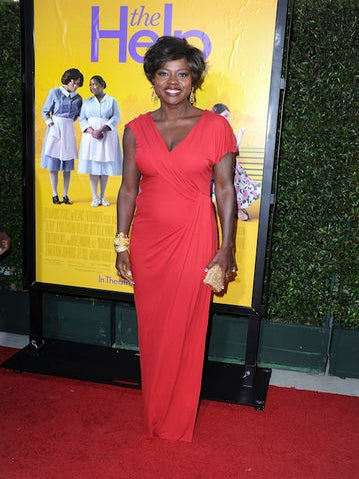 Red Carpet: 'The Help' Hollywood Premiere