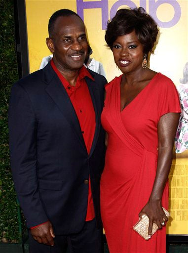 Viola Davis Gets Ready to Adopt a Baby