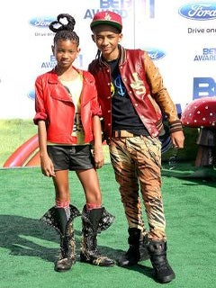 Willow and Jaden Smith Make 'Hollywood's Richest Teens' List