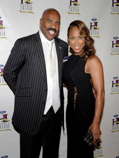 Red Carpet: Steve Harvey Hosts The 9th Annual Hoodie Awards