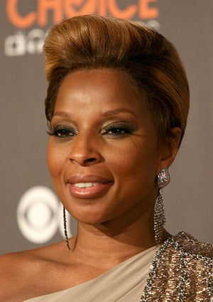 Mary J. Blige Records Collabo with Guns N' Roses Guitarist Slash