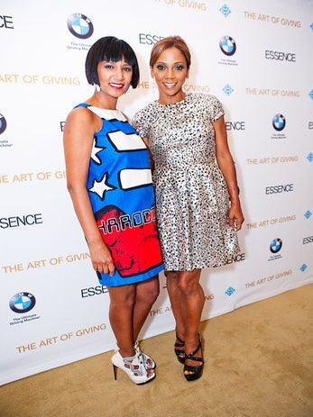 Closet Envy: Holly Robinson-Peete and Gelila Puck