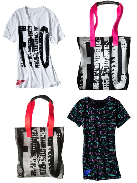 First Look: Fashion's Night Out Merchandise