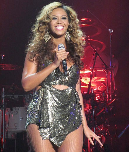 Beyonce Gives an 'Intimate' Performance in NYC