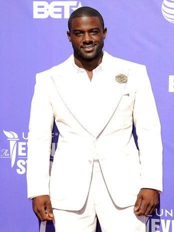 Lance Gross Won't Marry a Woman on Twitter