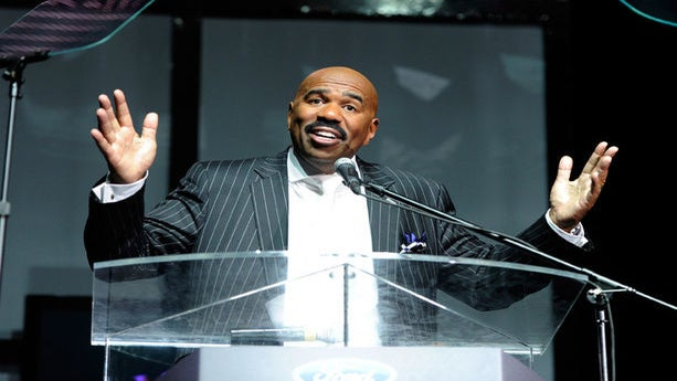 Steve Harvey is Developing a Talk Show