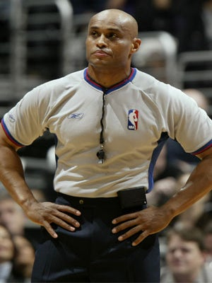 NBA Referee Commits Suicide
