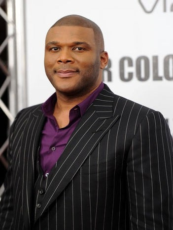 Tyler Perry Pens Essay on Childhood and Parenting