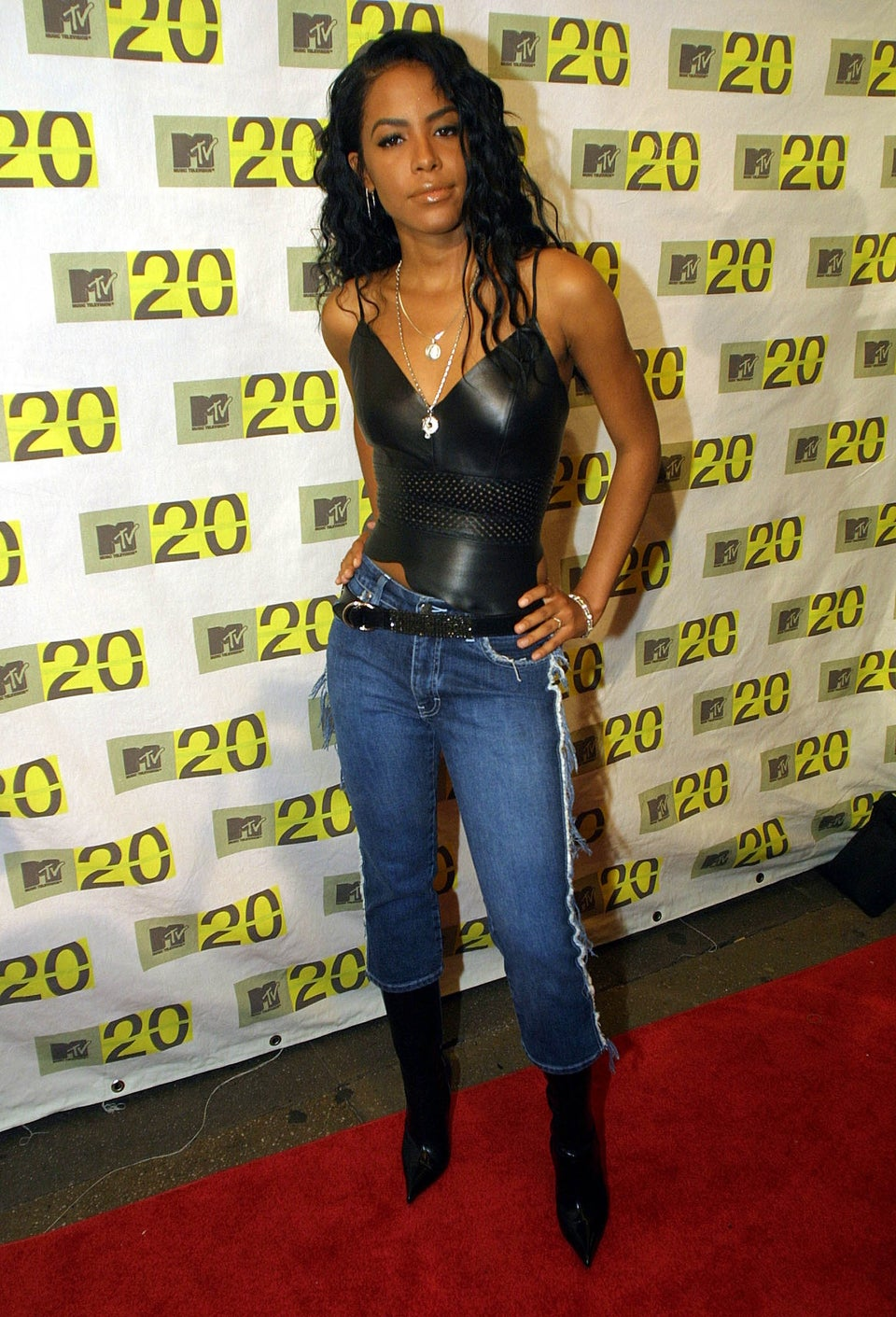 Celebrities Remember Aaliyah, 10 Years Later