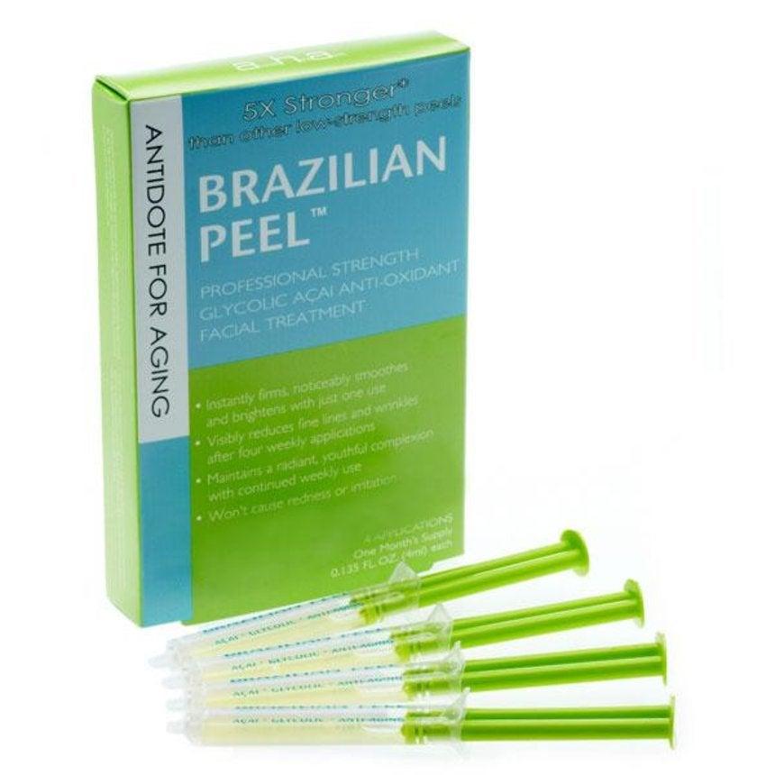 Miracle Worker: Brazilian Peel Clear