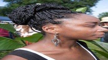Street Style: Buns, Plaits and Ponytails!