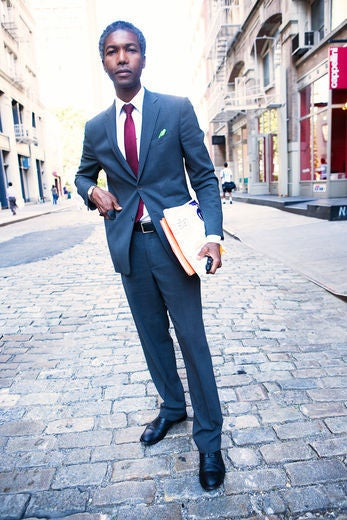 Street Style: Men of Style