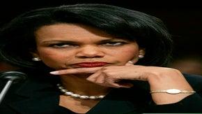 Real Talk: Muammar Gaddafi Hearts Condoleezza Rice?