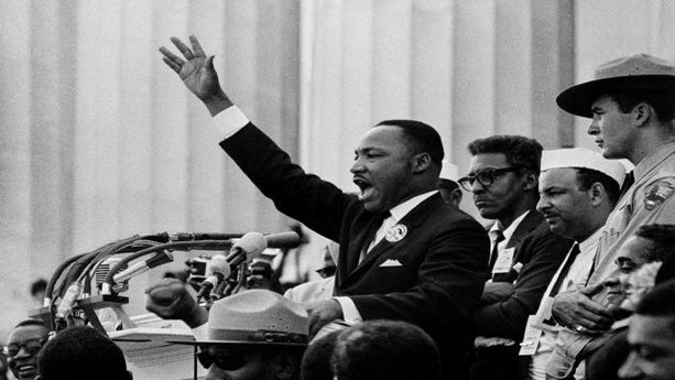 Anniversary of Martin Luther King's 'I Have a Dream' Speech