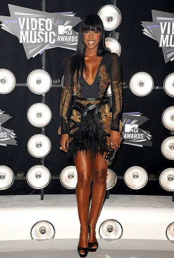 Live from the 2011 Video Music Awards