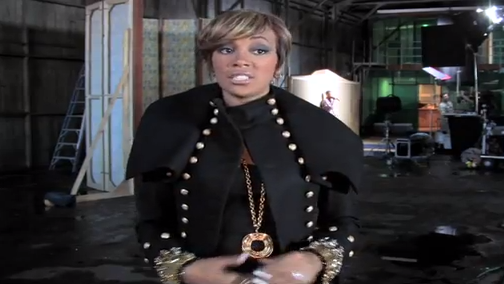 Must-See: Behind the Scenes of Monica's New Video