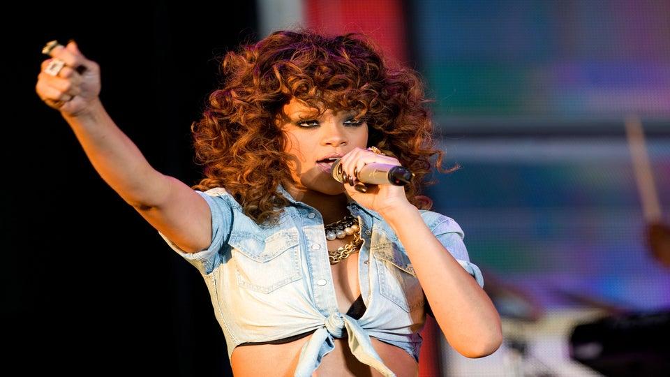 Rihanna and J. Cole Deny Sex Tape Rumors