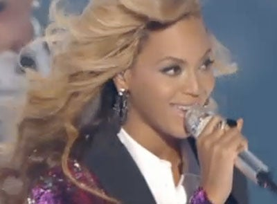 Must-See: Beyonce's VMA Performance of 'Love on Top'