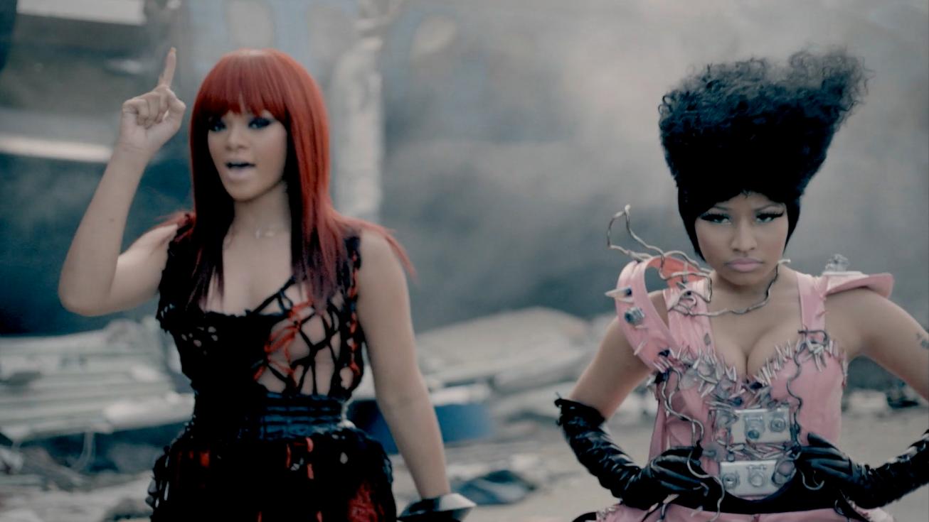 Must-See: Nicki Minaj's 'Fly' Ft. Rihanna