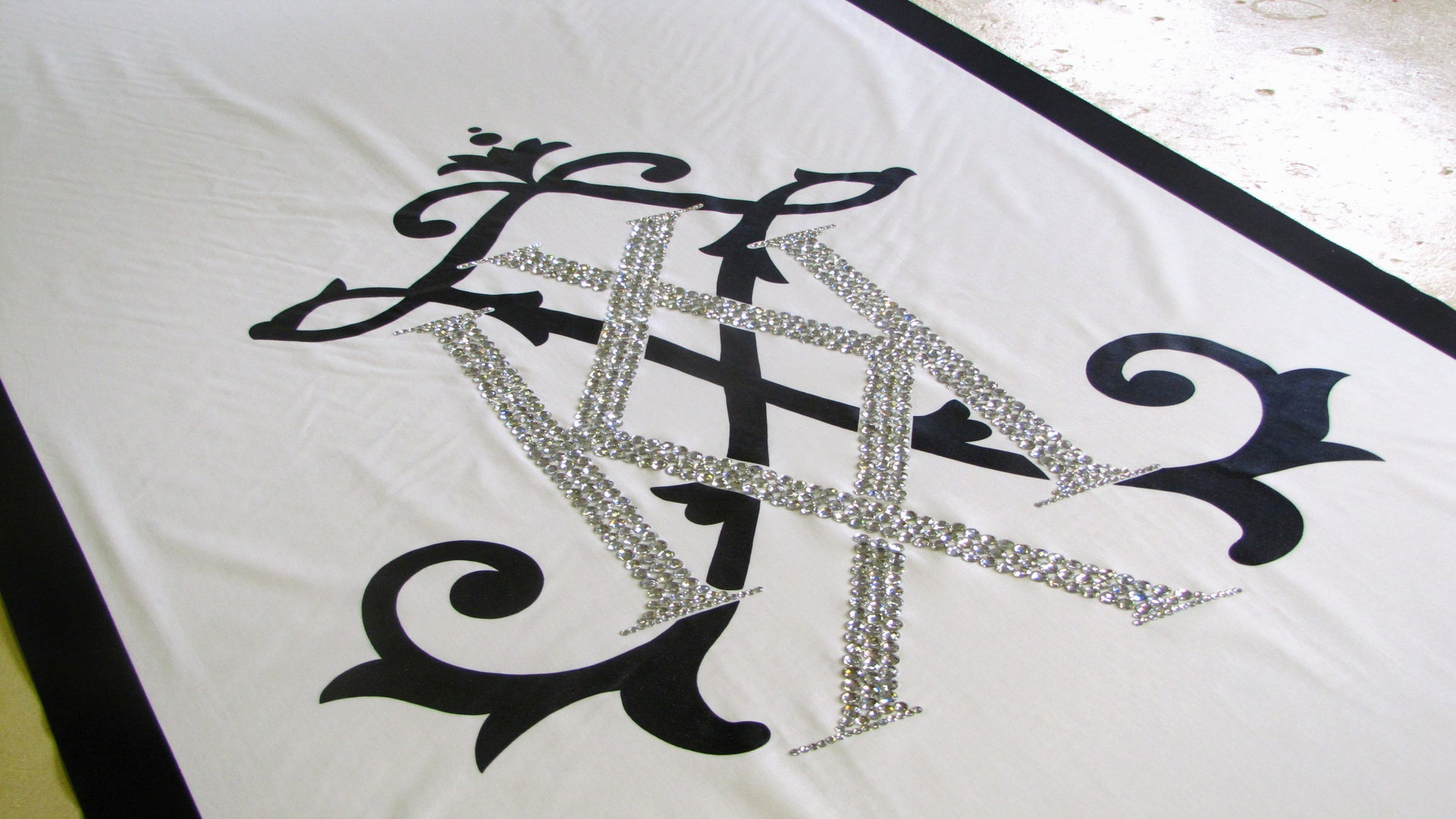 Wedding Trend of the Week: Couture Aisle Runners