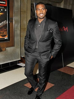 Will Kanye Be Beyonce and Jay-Z's Baby's Godfather?