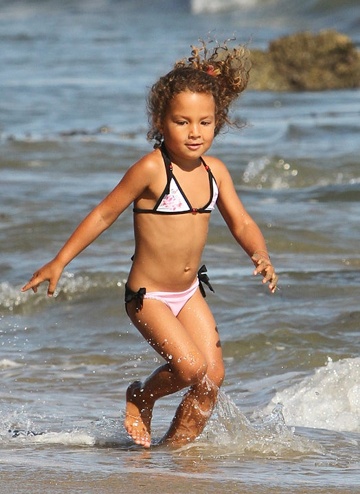 Real Talk: Would You Let Your 3-Year-Old Wear a Bikini?