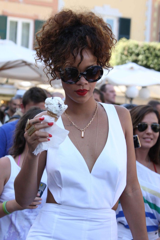 Rihanna's Sizzling Summer Vacation