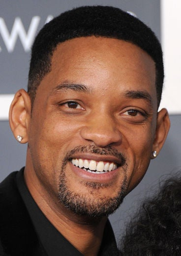 Will Smith Makes Impromptu Appearance at L.A. Gallery