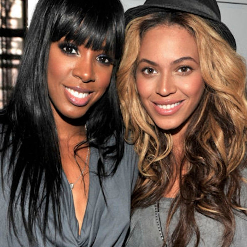 Beyonce And Kelly Rowland Dance The Night Away At Janet Jackson's Las Vegas Residency