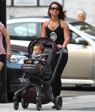 Alicia Keys Gets Giddy Over Baby Egypt