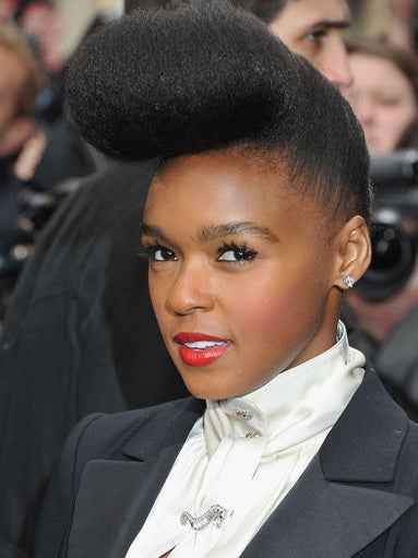 Happy 26th Birthday, Janelle Monae!