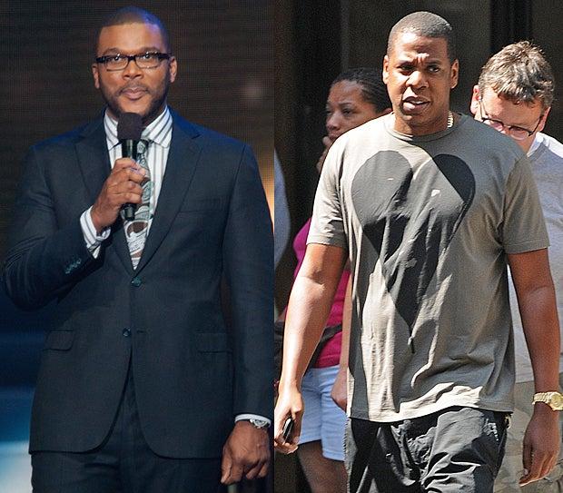 Tyler Perry and Jay-Z Among Vanity Fair 'New Establishment'