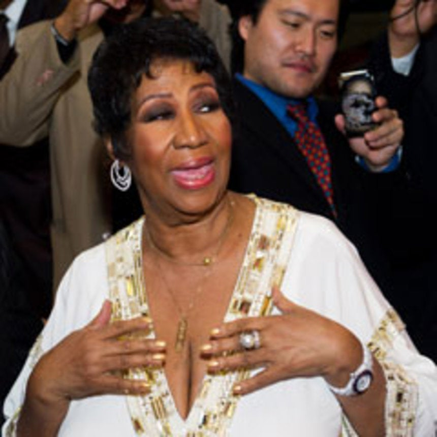 Aretha Franklin to Join President Obama at Labor Day Event