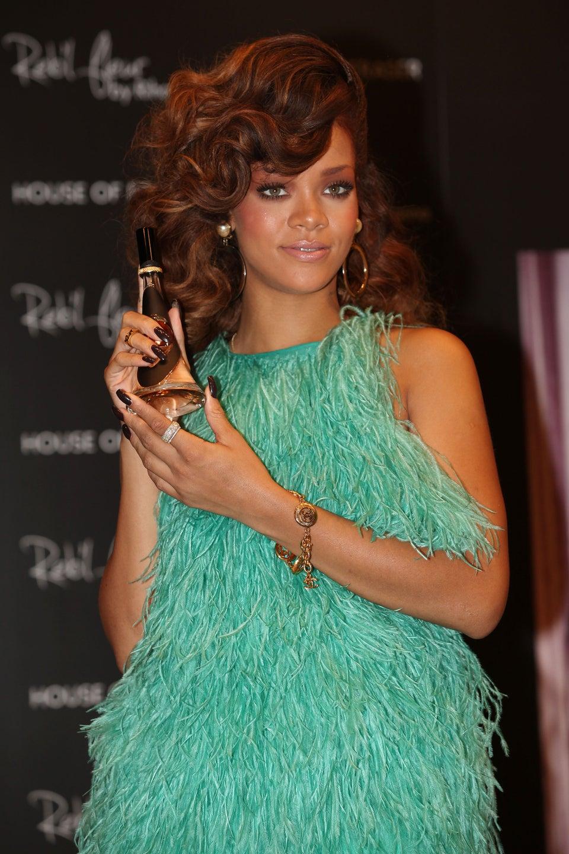 PETA Upset With Rihanna Over Fur Top