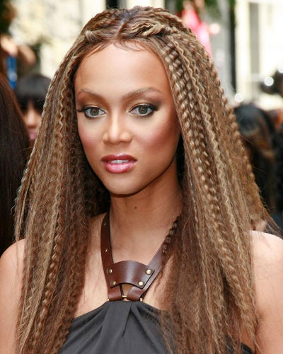 Hot Hair: Crimped Tresses Stage a Comeback