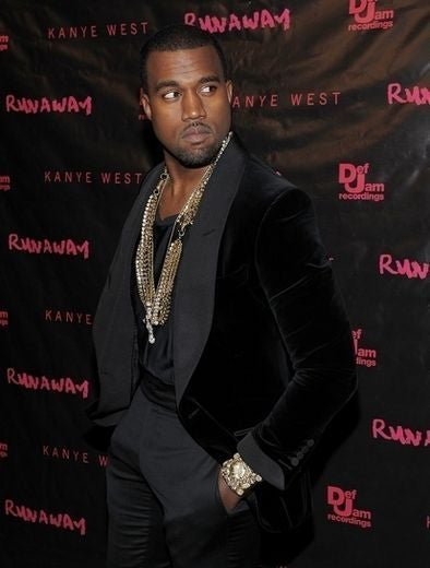 The Write or Die Chick: I Guess Kanye West and I Will Never Get Married