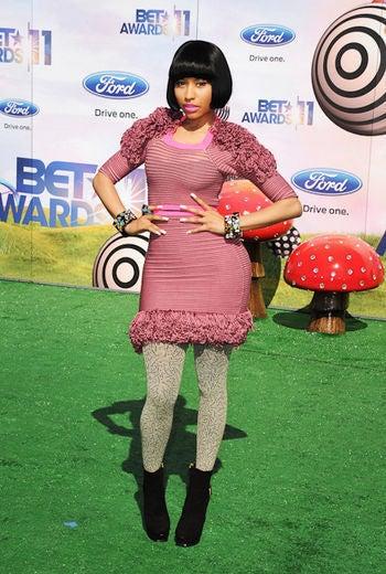 Nicki Minaj Earns 6 BET Hip-Hop Award Noms