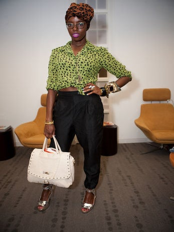 NYFW 2012 Daily Style Chronicles: Day 1