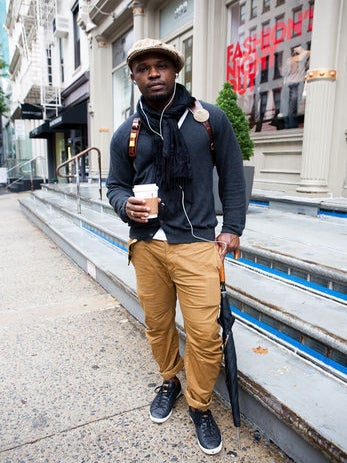 Street Style: Do Clothes Make the Man?