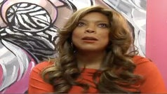 Must-See: Wendy Williams Shows Off Her Shoe Collection