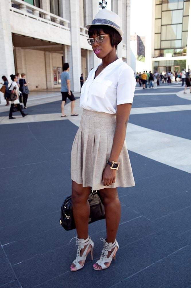 NYFW 2012 Daily Style Chronicles: Day 2