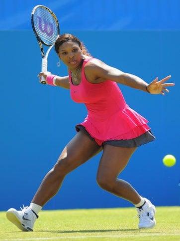 Serena Williams Moves to U.S. Open Semifinals