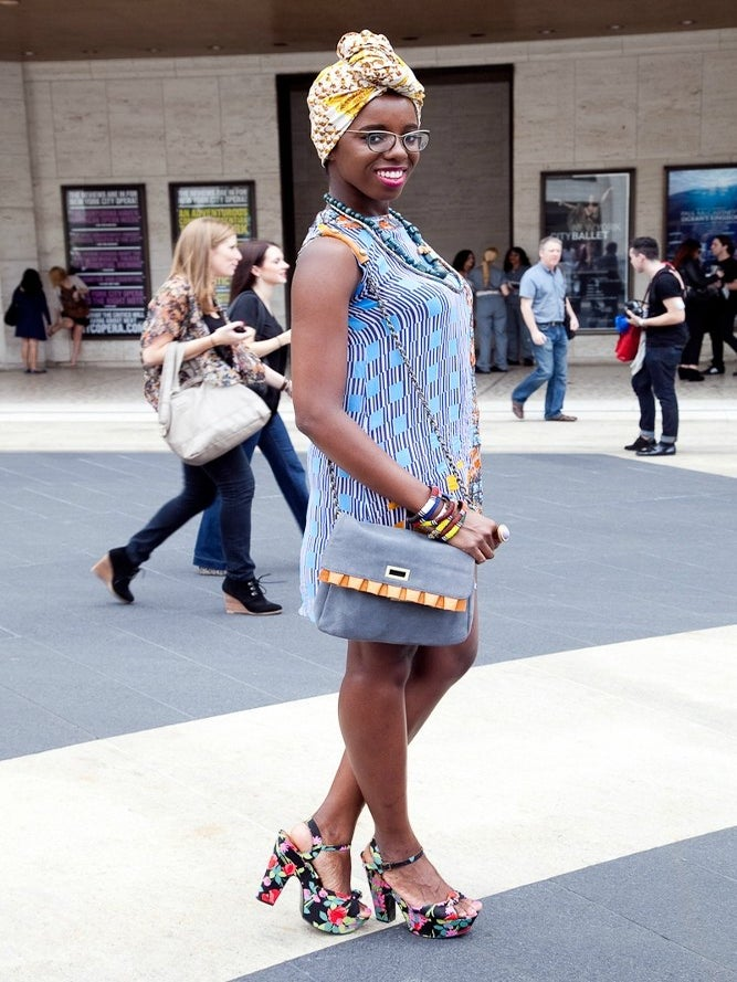 NYFW 2012 Daily Style Chronicles: Day 3