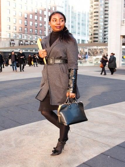 NYFW Spring 2012: The Fashionista Diaries, Day 1