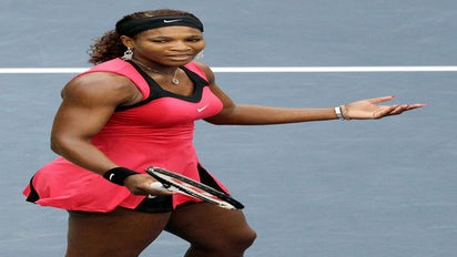 Culture.Love.War: Race and Rage: Serena Williams Under the Gun (Again)