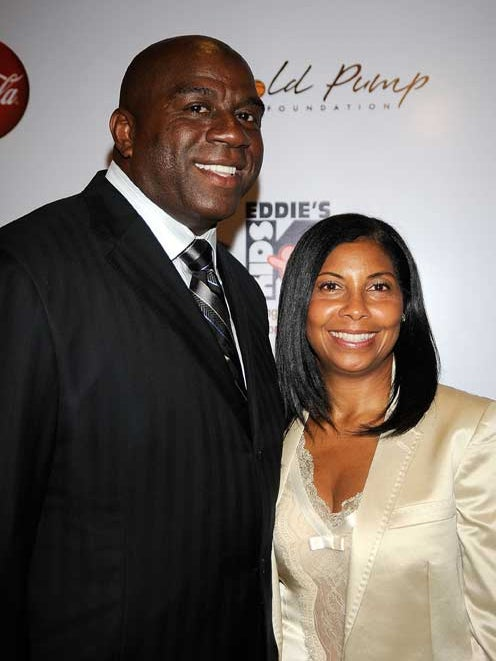 Black Love: Cookie and Magic Johnson