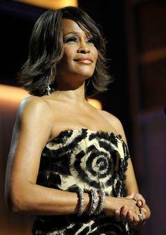 Whitney Houston Confirms 'Sparkle' Remake