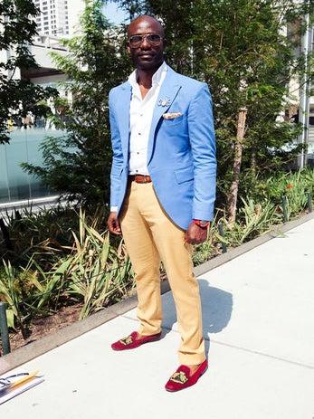 Street Style: Men of New York Fashion Week